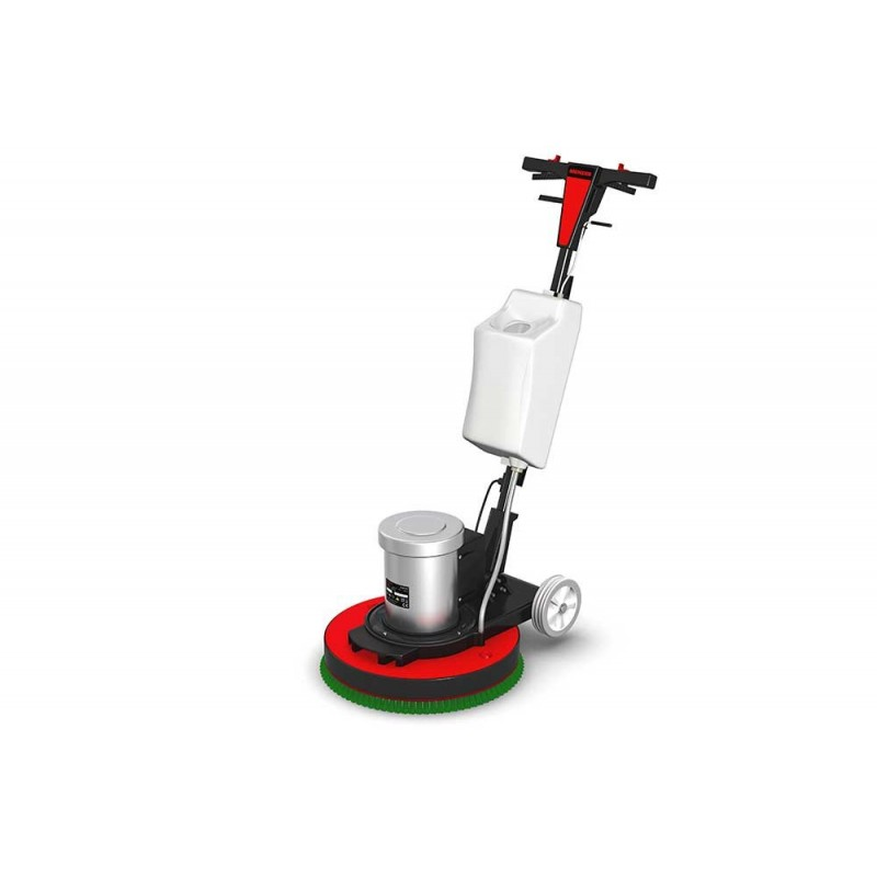 Single-disc Machine Ø 406 mm (for polishing and cleaning) with cleaning kit