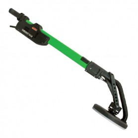 Drywall sander with vacuglide system