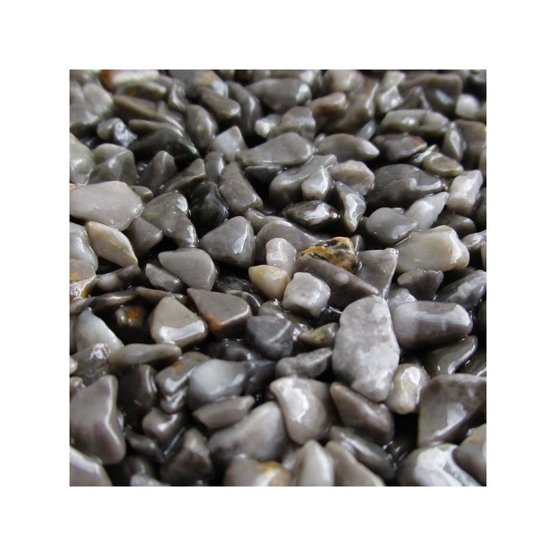 Graniglia Di Marmo Nero.Granulato Di Marmo
