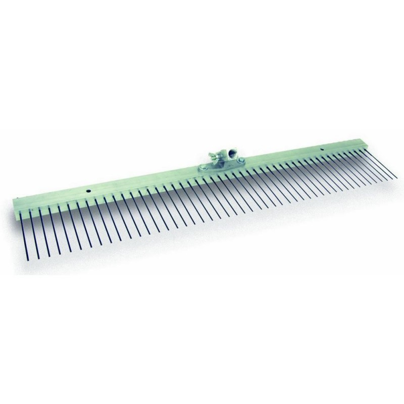 Metal Tine Broom