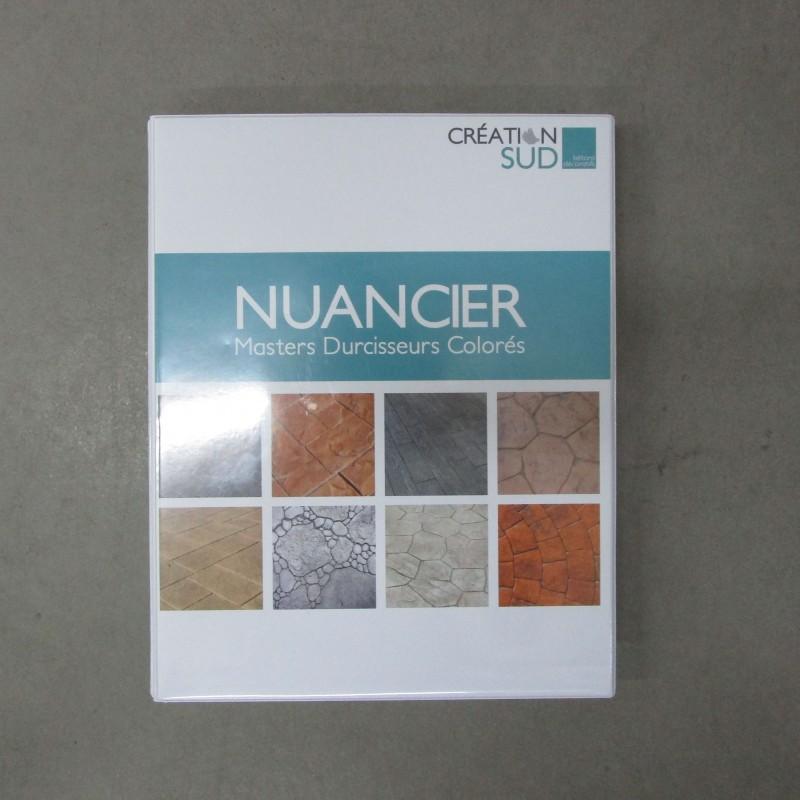 Color Hardener Colorchart