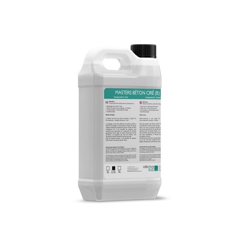 Masters Micro-concrete - Binder (Comp. B)