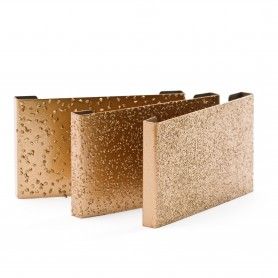 Tungsten carbide abrasive for sanding block