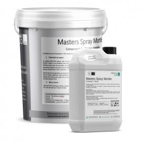 Masters Stencil Spray Mortar