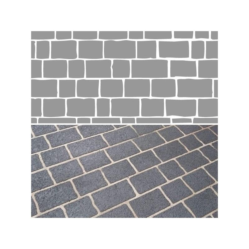 Stencil Pattern - Cinder block