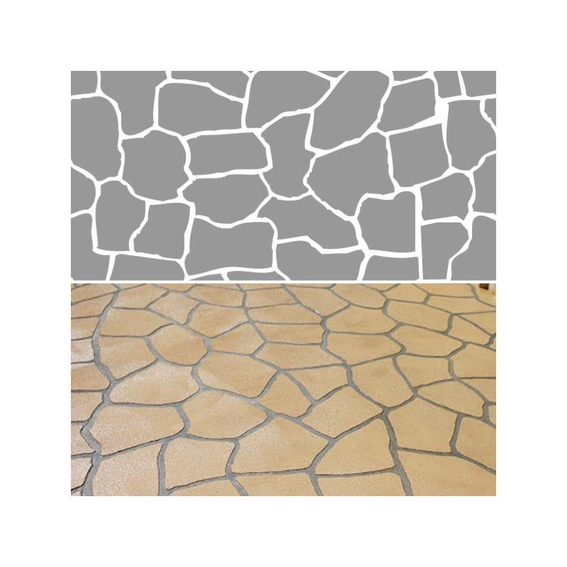 Stencil Pattern - OPUS INCERTUM