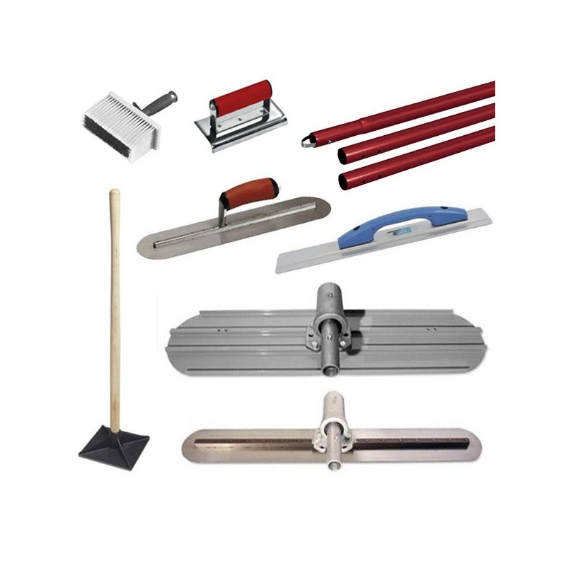 Stained Concrete Tools Kit