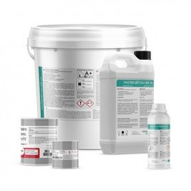 Micro-concrete full kit - Shower & bathroom - 5 or 10 sqm