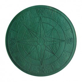 Stamp NAUTICAL STAR MEDALLION