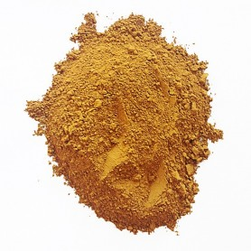 Natural sienna pigment
