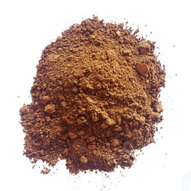 Brown ochre pigment