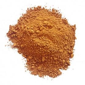 Havane ochre pigment