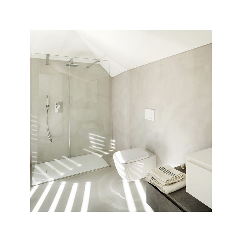 Kit complet microbeton - Duș și baie