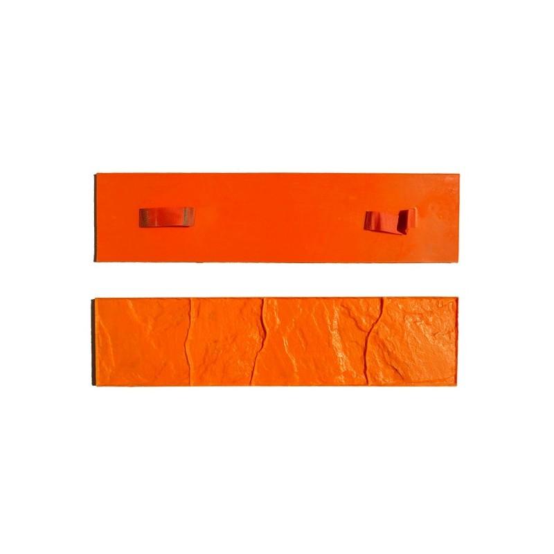 Border Stamp IRREGULAR STONE