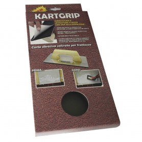 Manual silicium carbide sandpapers