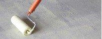 Bonding agents or primers for realize different decorative concrete