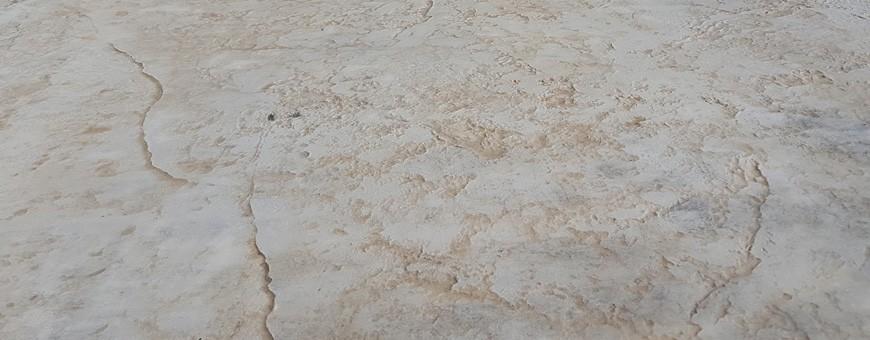 Piei fără sudură pentru beton ștanțat