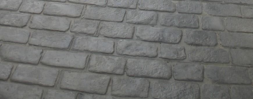 O gamă largă de modele pentru beton ștanțat