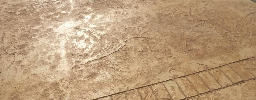 Modele de margini pentru beton ștanțat