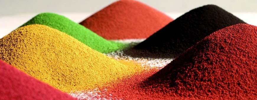 Farbstoffe und Pigmente