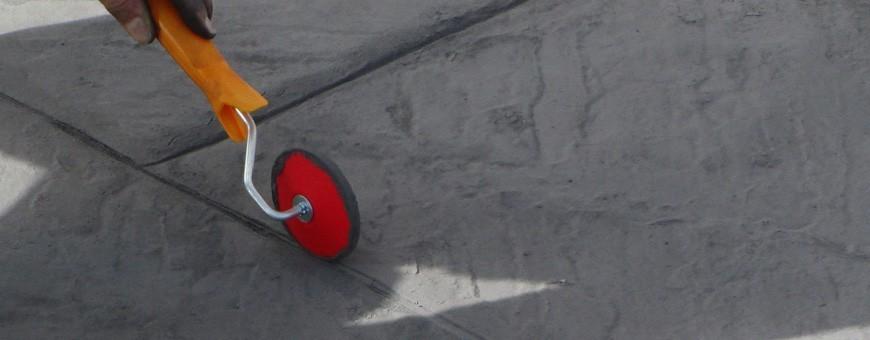 Accessori per pavimento stampato