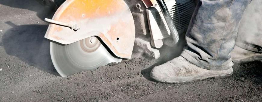 Ferăstrău de beton